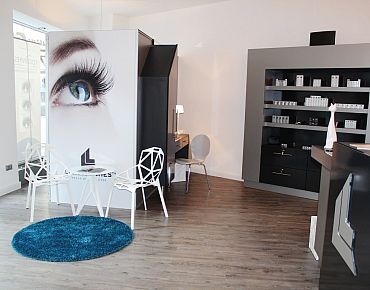 Le lounge LUXUSLASHES®