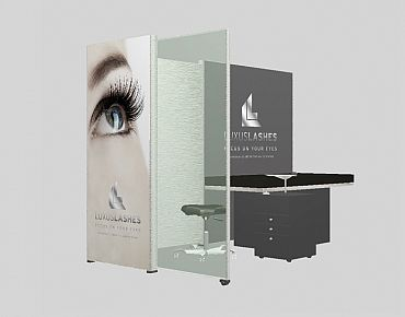 LUXUSLASHES® Workplace